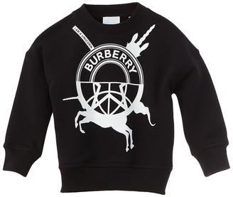Burberry Unicorn Print Sweatshirt