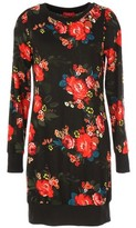 Rene Derhy Floral Jumper Dress