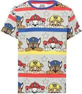 M&Co Paw Patrol stripe t-shirt