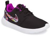 Nike Girl's 'Roshe Run' Print Sneaker