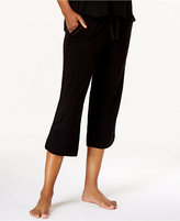 Alfani Knit Cropped Pajama Pants, Only at Macy's