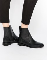 ASOS COLLECTION ASOS ALOUD Leather Chelsea Boots