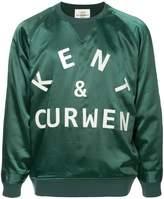 Kent & Curwen front logo sweatshirt