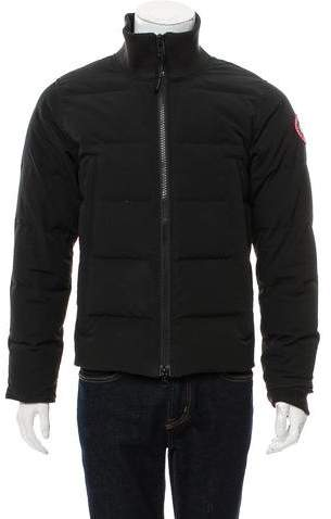 Canada Goose Woolford Puffer Jacket