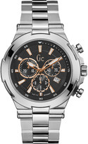 Gc Y23002G2 structura silver-tone watch