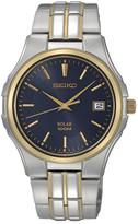 Seiko Men&s Two-Tone Dress Watch