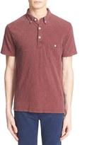 Todd Snyder Men's Short Sleeve Cotton Polo