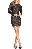 Dress the Population Women's Lola Body-Con Dress
