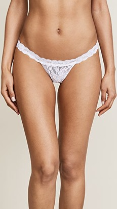 Hanky Panky Signature Lace G-String