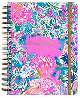 Lilly Pulitzer Gypsea 2017-2018 Large Agenda