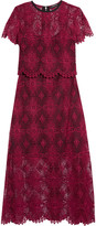 Catherine Deane Giovanna guipure lace blouse and maxi skirt set
