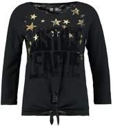 Gap TIE Long sleeved top true black