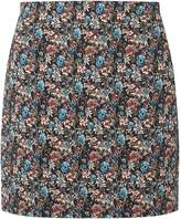 Dorothy Perkins Multi Coloured Jacquard Mini Skirt