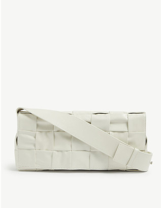 Bottega Veneta Cassette leather cross-body bag