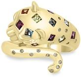 Effy 14K Yellow Gold & Multi-Stone Ring
