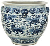 Eichholtz Chinese Fishbowl Large Vase