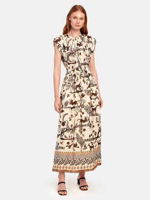 Saloni Sinead Maxi Dress