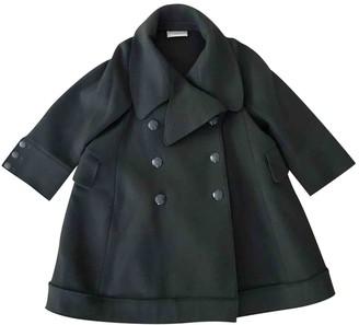 Stella McCartney Stella Mc Cartney Khaki Wool Coat for Women