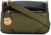 Marc Jacobs mini The Standard shoulder bag - women - Cotton/Leather - One Size