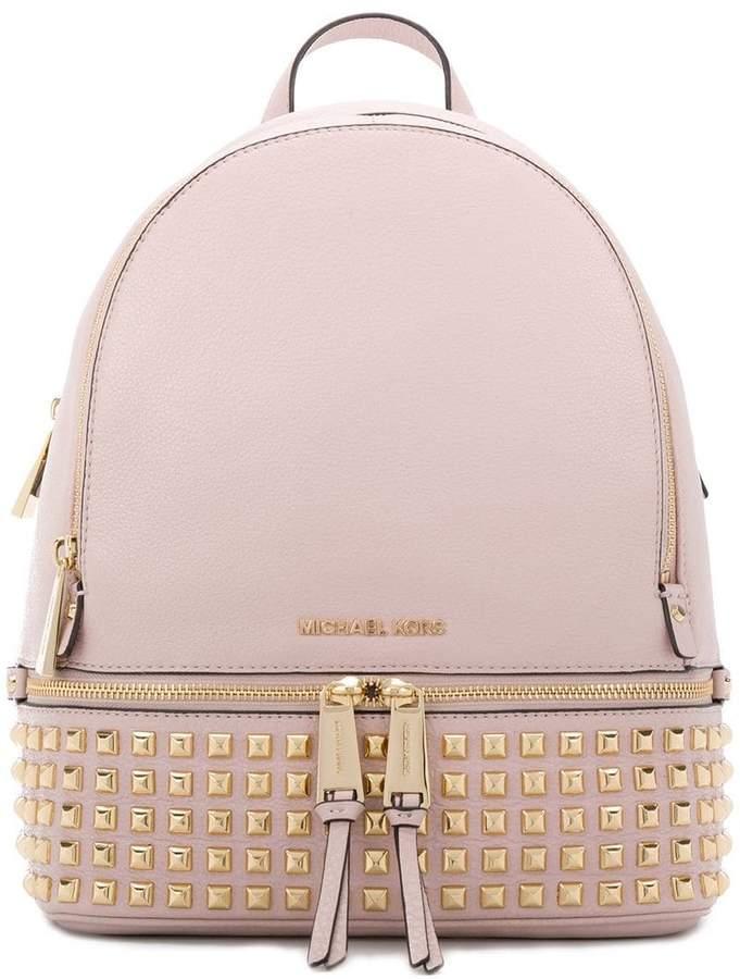 e572b57e1d4 Light Pink Backpack - ShopStyle