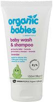 Green People LAVENDER BABY WASH & SHAMPOO (150ML)