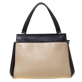 Celine Edge Beige Leather Handbags