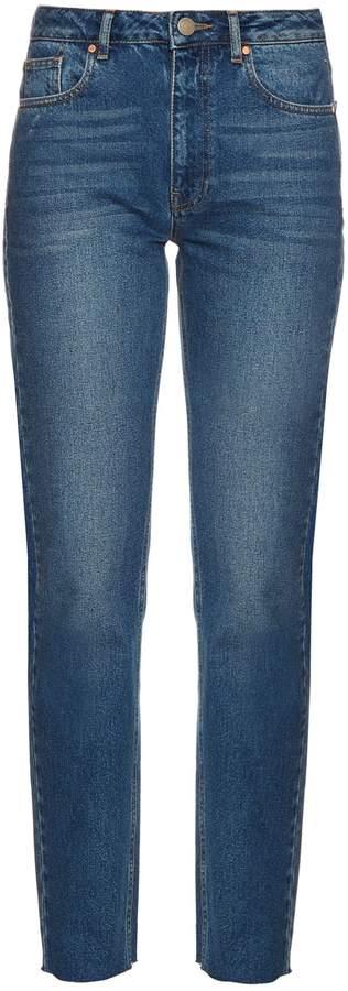 Raey Rail high-rise straight-leg jeans
