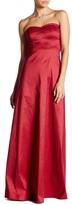 Minuet Long Sweetheart Dress