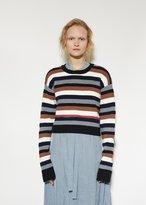 Marni Stripe Cotton Sweater