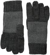Calvin Klein Birds Eye Gloves