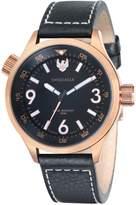 Rosegold Swiss Eagle Men's SE 9030-05 Sergeant Rose Watch