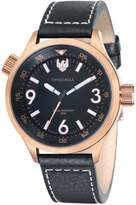 Rosegold Swiss Eagle Men's SE 9030-05 Sergeant Watch