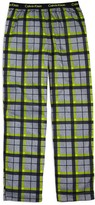 Calvin Klein Boys' Plaid Pajama Pants