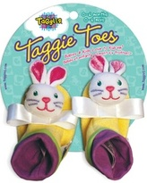 Taggies Bunny Toes