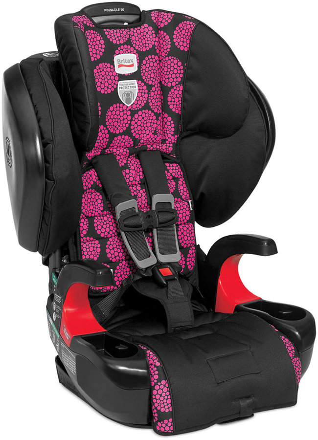 Britax Baby Car Seat, Pinnacle 90 Combination Harness-2-Booster