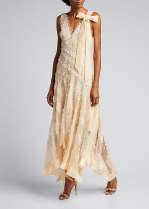 Zimmermann Charm Star Slip Dress