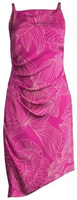 Milly Mishka Floral Dress