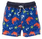Gymboree Crab Swim Trunks