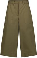 Suno Cotton-canvas shorts