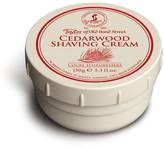 Taylor Of Old Bond Street Taylor of Old Bond Street Shaving Cream Bowl - Cedarwood (150g)