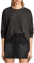 AllSaints Heather Sweatshirt