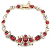 Givenchy Faceted Stones Studded Collar Necklace