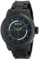 Kenneth Cole Reaction Unisex RK3253 Street Fashion Analog Display Japanese Quartz Black Watch
