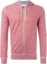 Dondup striped hoodie