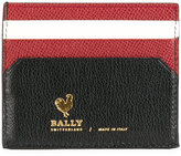 Bally leather cardholder - men - Goat Skin - One Size