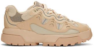 Converse Beige Golf Le Fleur* Gianno Sneakers