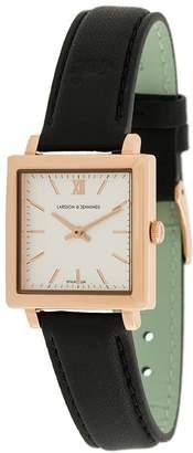 Larsson & Jennings LJXII square-face watch
