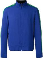 MSGM zipped jacket - men - Acetate/Viscose/Polyamide - 48