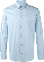 Balenciaga classic shirt - men - Cotton/Polyamide/Spandex/Elastane - 38