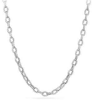 David Yurman The Chain Continuance Sterling Silver Chain
